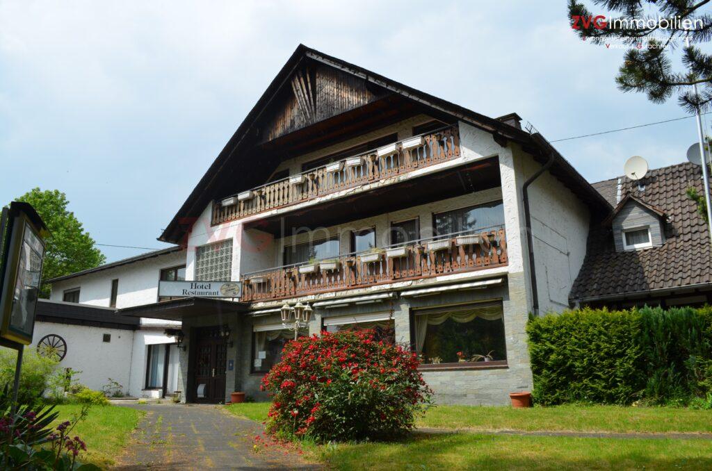 Insolvenzverkauf von einem Hotelbetrieb im Kreis Westerwald