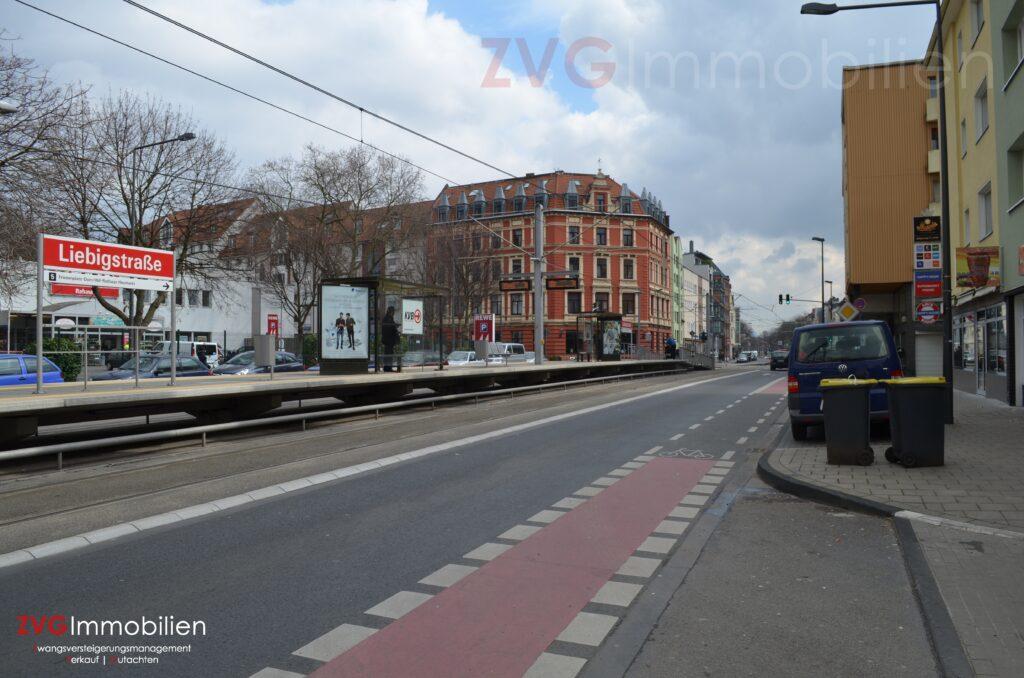 Einzelhandelsflächen in Köln-Nippes, im Auftrag des Insolvenzverwalters und des Gläubigers verkauft