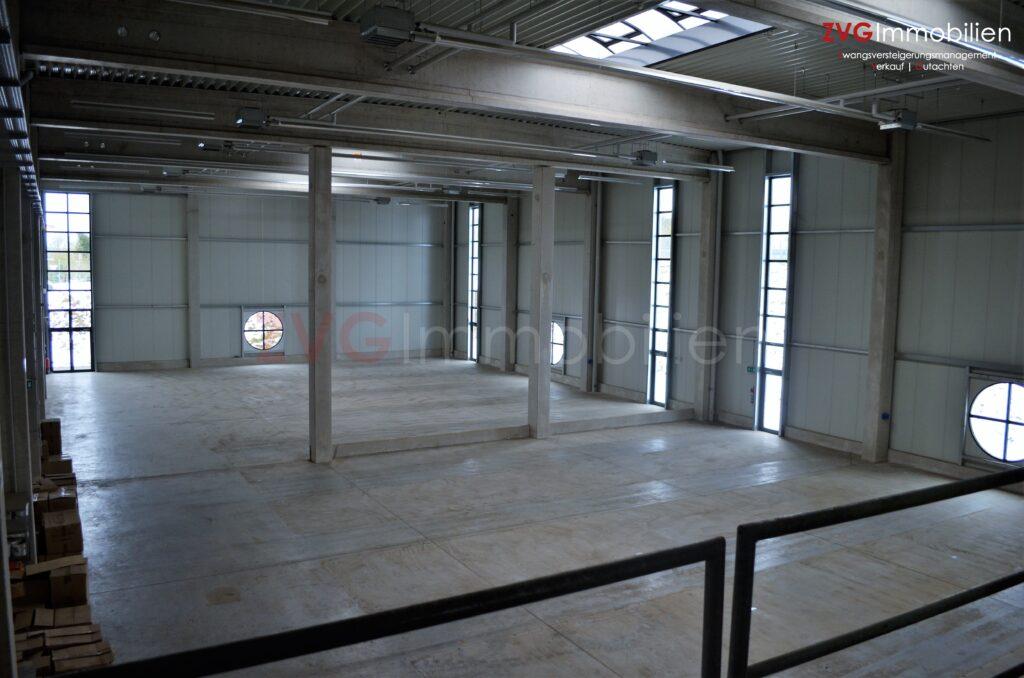 Hochregallager mit ca. 11.000,00 m² Lagerkapazität veräußert