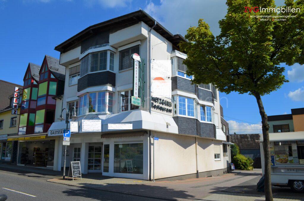 Insolvenzabwicklung einer Betreiberimmobilie mit Restaurant, Metzgerei, Hotelbetrieb und Wohnungen
