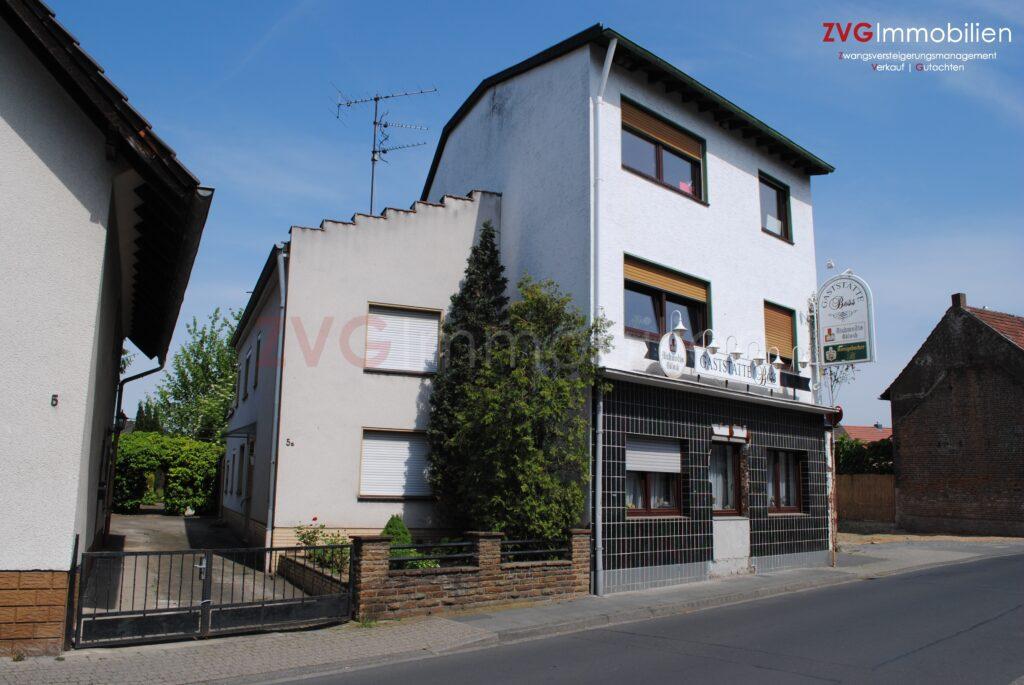 Veräußerung von einem Gaststättenbetrieb mit Wohnungen in Troisdorf