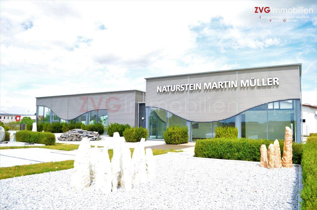 Abwicklung im laufenden Versteigerungsverfahren von Büro- und Ausstellungsflächen mit einer Gesamtfläche von etwa 6.500,00 m² im Gewerbepark Erftstadt