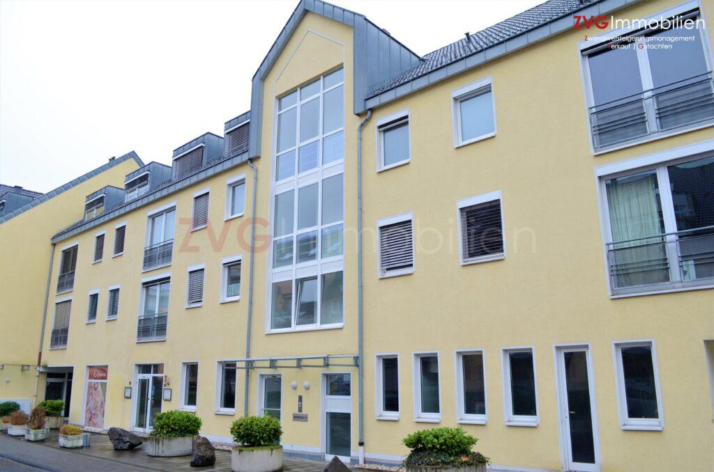 Insolvenzabwicklung von Gewerbeflächen in Troisdorf mit Büro- und Einzelhandelsflächen sowie Gastronomiebetrieb