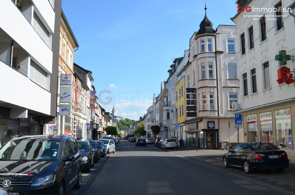 Verkauf von einem Wohn- und Geschäftshaus auf der Siegburger Kaiserstraße